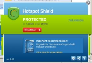 Hotspot Shield Elite 2017