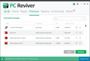 ReviverSoft PC Reviver 2017