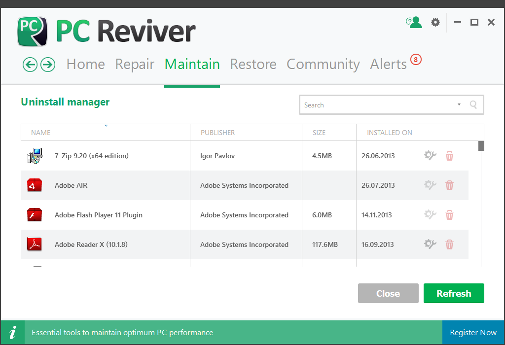ReviverSoft PC Reviver 2017