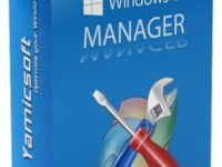 Yamicsoft Windows 10 Manager 2.1.1 Crack Download HERE !