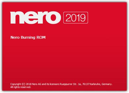 Nero Burning Rom 2019 v20.0.00900 Crack Download HERE !
