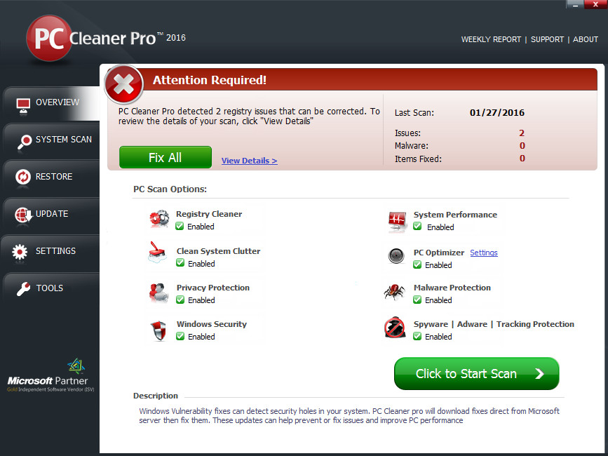 PC Cleaner Pro 2020 Crack + License Code Free Download 2019