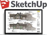 SketchUp Pro 2017 17.2.2555 Crack Download HERE !