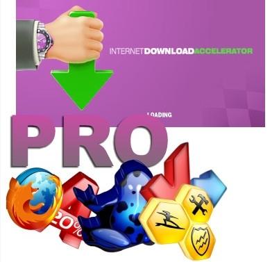 Internet Download Accelerator pro 2017