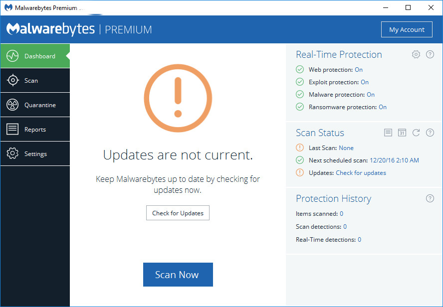 Malwarebytes Premium 3.4.4.2398 Crack Download HERE ! - Crack Software Site