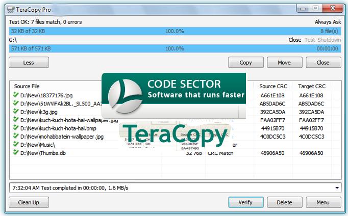 TeraCopy Pro 2017