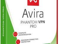 Avira Phantom VPN Pro 2.19.1.25749 Crack Download HERE !