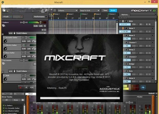 Acoustica Mixcraft Windows