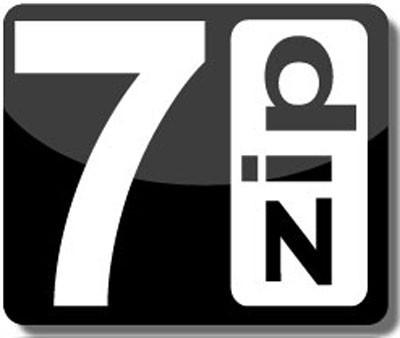 7 Zip windows