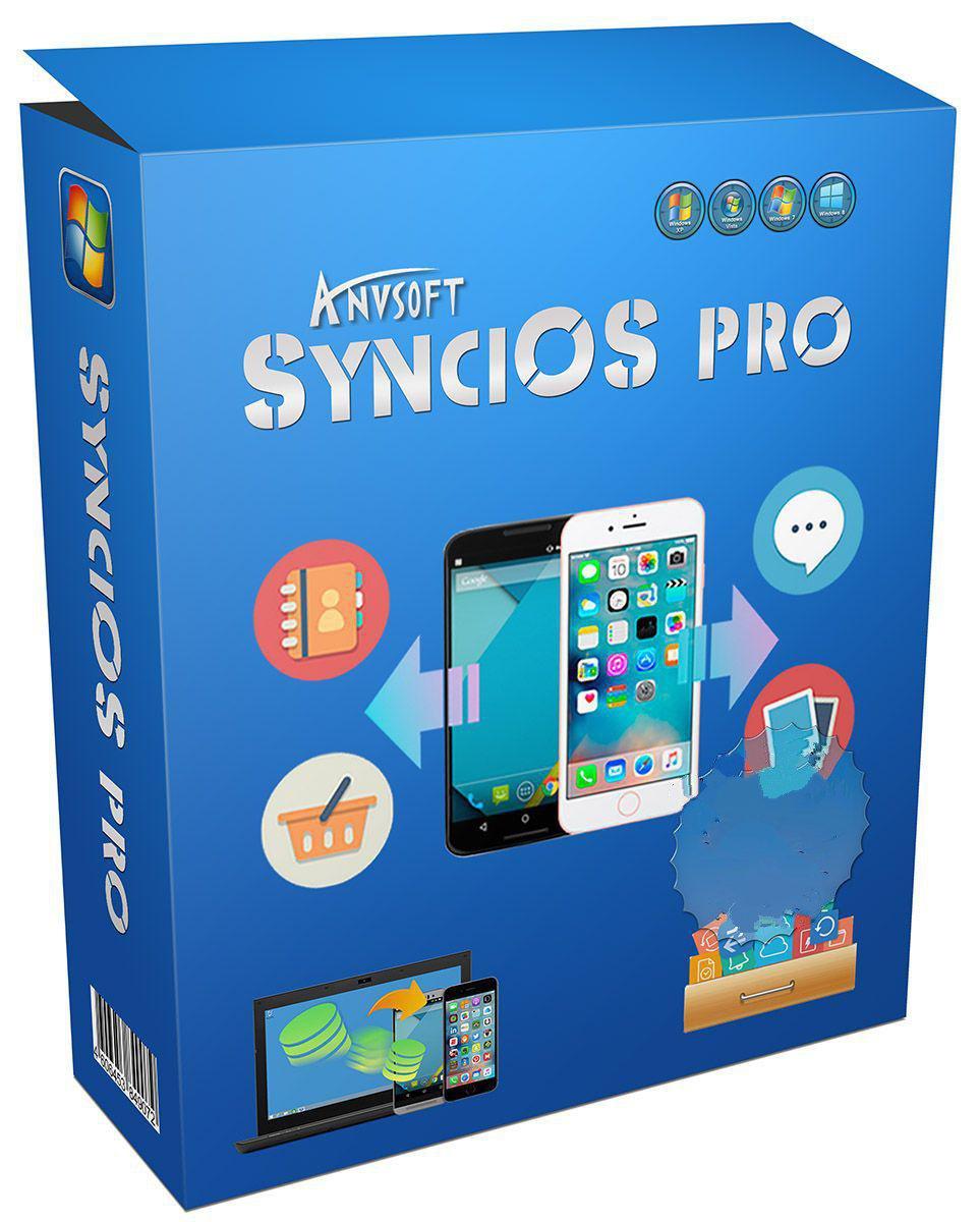 Anvsoft SynciOS Professional windows