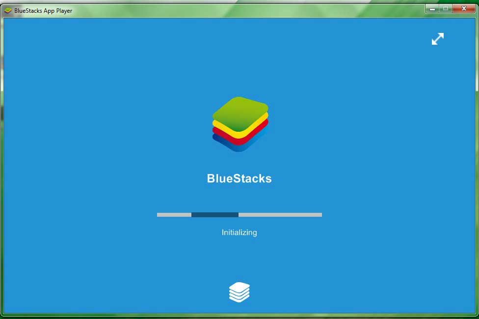 BlueStacks windows