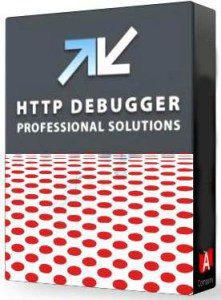 HTTP Debugger windows