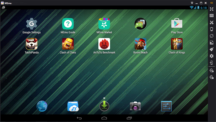 MEmu Android Emulator windows