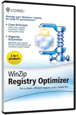 Winzip registry optimizer activation code