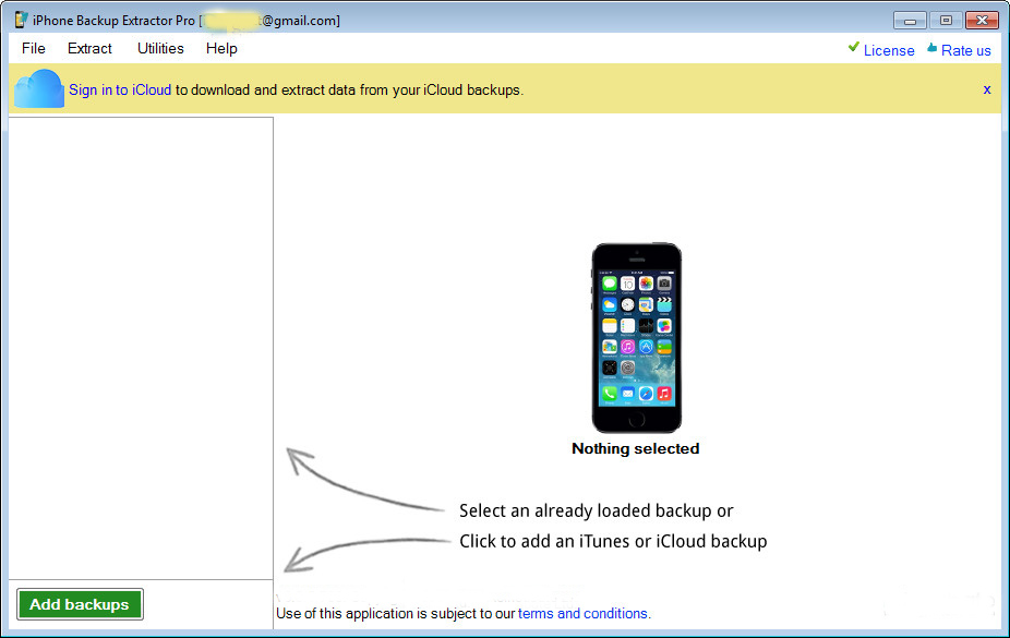 Iphone Backup Extractor Pc Free