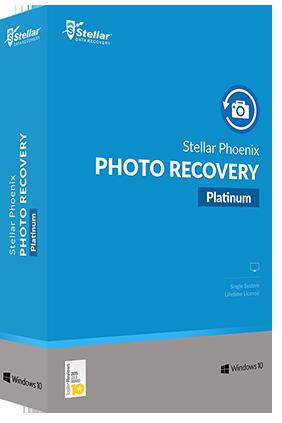 Stellar Phoenix Photo Recovery Platinum
