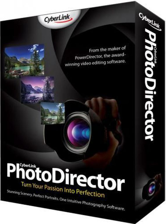 CyberLink PhotoDirector windows