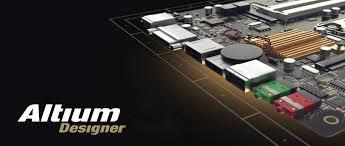 Altium Designer windows