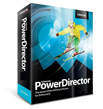 CyberLink PowerDirector windows