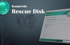 Kaspersky Rescue Disk 2019 Portable Download HERE !