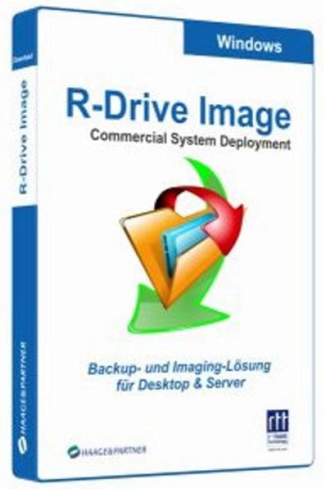 R-Drive Image Windows