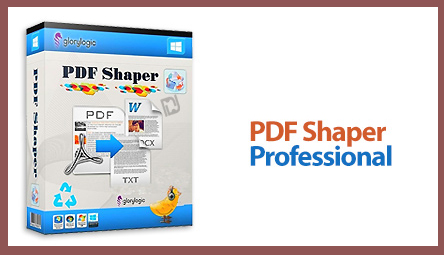 PDF Shaper 9.1 Portable Download HERE !