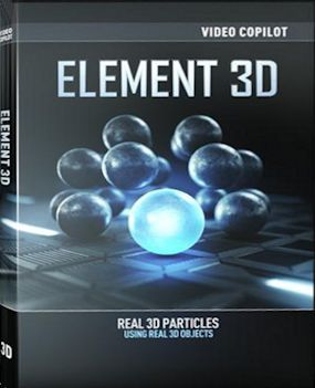 Video Copilot Element 3D 2.2.2 Build 2160 Crack Download HERE !