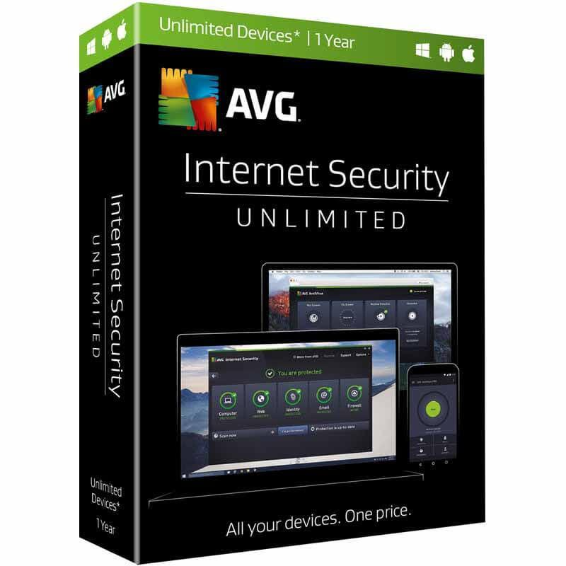 AVG Internet Security 2019 v19.8.3108 Crack Download HERE !