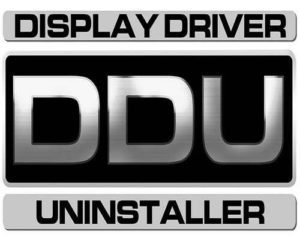 Display Driver Uninstaller windows