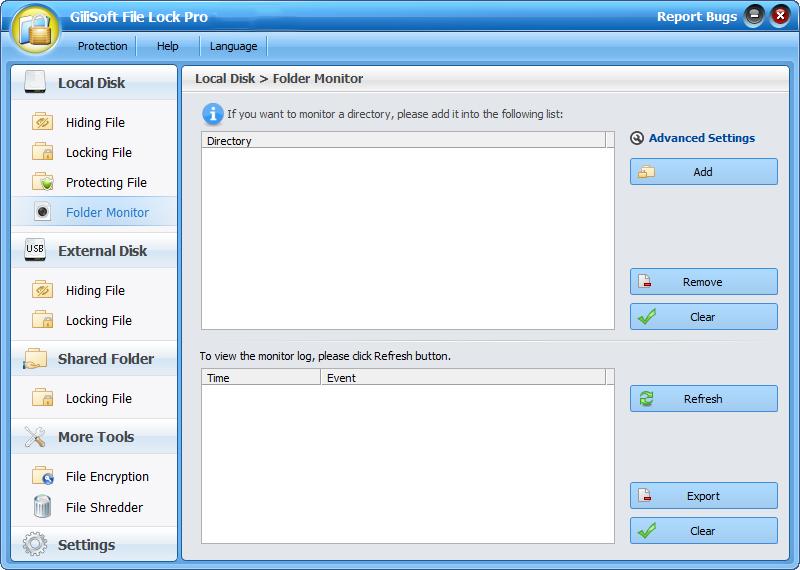 GiliSoft File Lock Pro