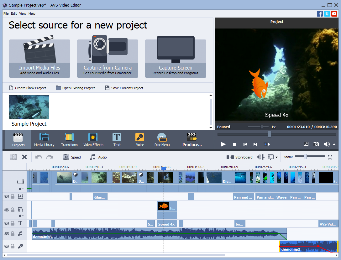 avs video software