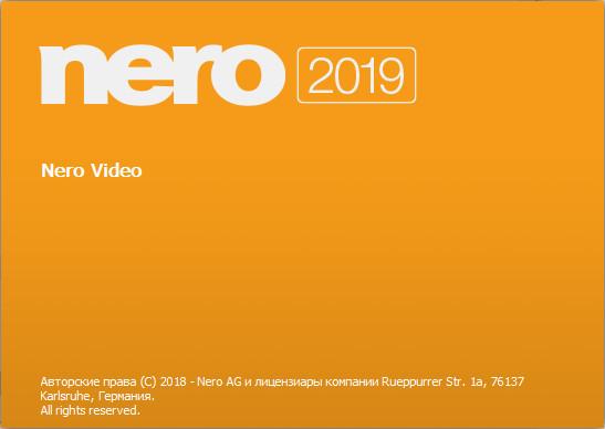Nero Video 2019 v20.0.01200 Crack Download HERE !