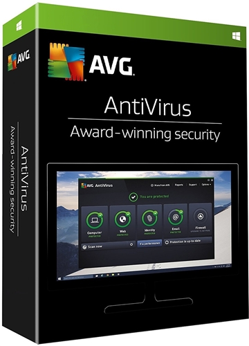 AVG Anti Virus windows