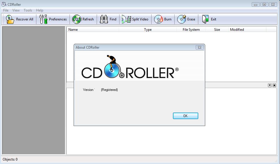 CDRoller windows