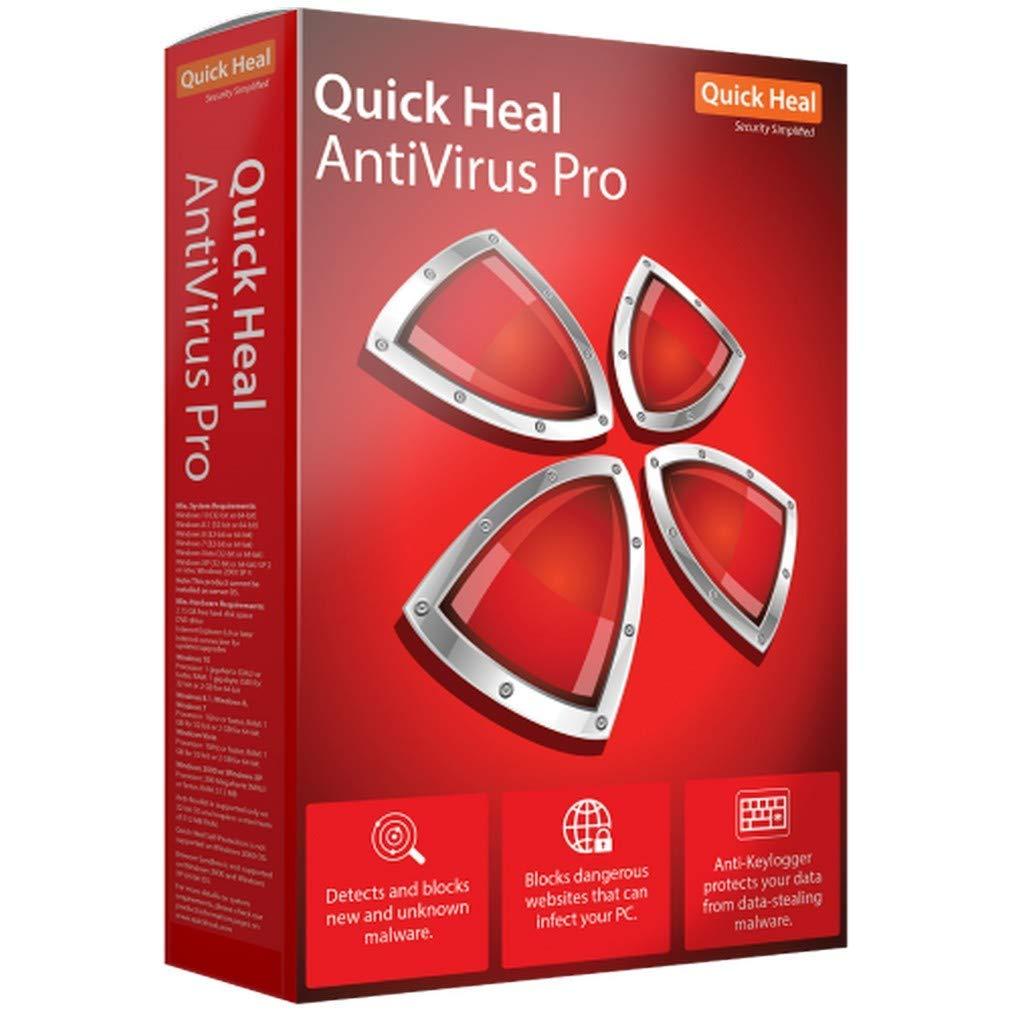 Quick Heal AntiVirus Pro 2019 17.00 Crack Download HERE !