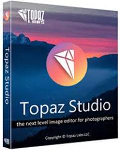 Topaz Studio windows