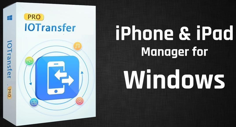 IOTransfer Pro Windows