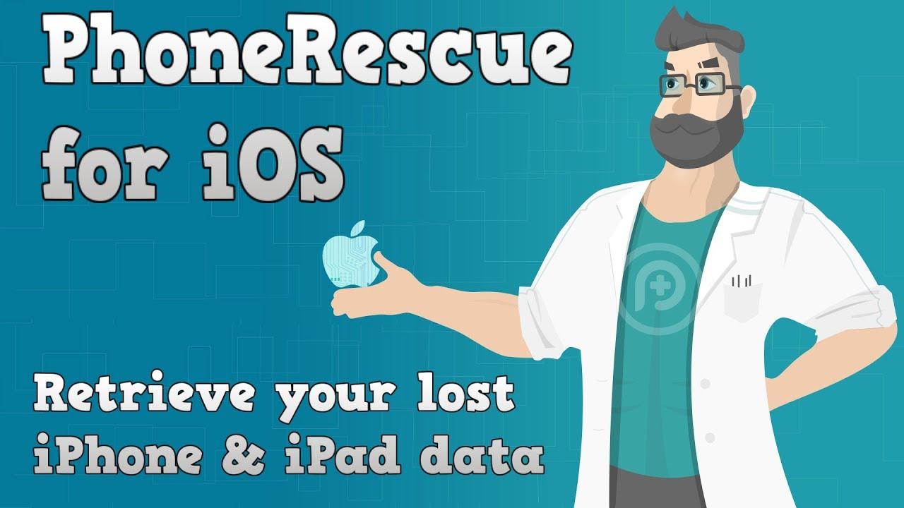 PhoneRescue for iOS Windows