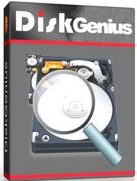 DiskGenius Professional