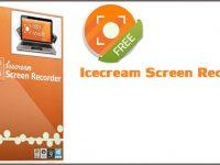 Icecream Screen Recorder Pro 5.992 Crack Download HERE !