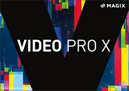MAGIX Video Pro X10 Windows