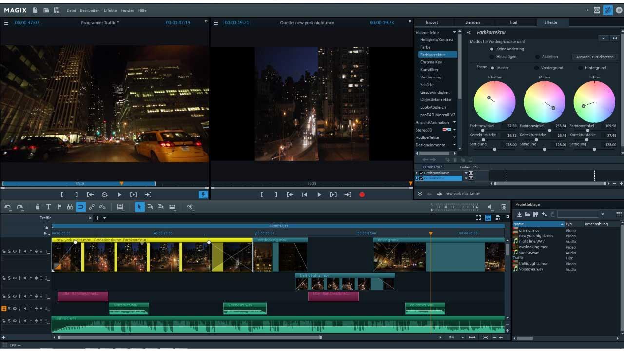 MAGIX Video Pro X10