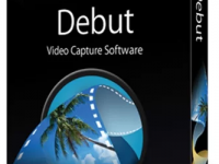 Debut Video Capture Software 5.45 Crack Download HERE !