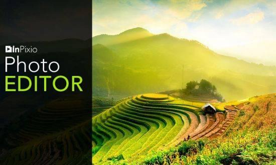 InPixio Photo Editor Windows
