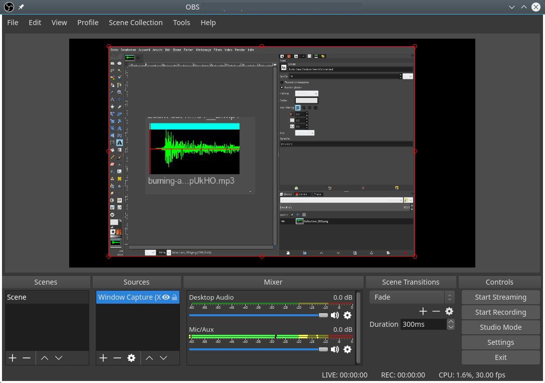 OBS Studio Windows