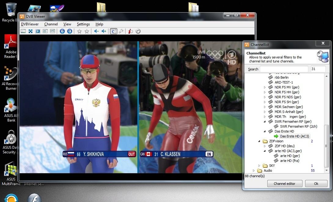 DVBViewer Pro