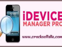 iDevice Manager Pro 10.0.4.0 Crack Download HERE !