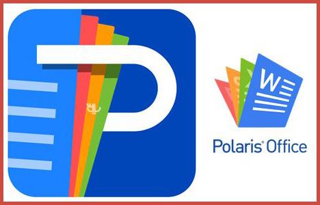 Polaris Office Windows