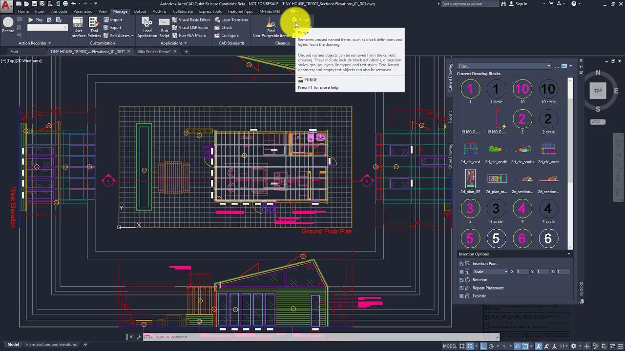ActCAD Professional Windows