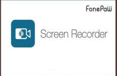 FonePaw Screen Recorder 2.7.0 Crack Download HERE !